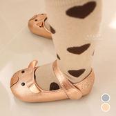 甜美百搭愛心中筒襪 襪子 童裝 童襪 長襪