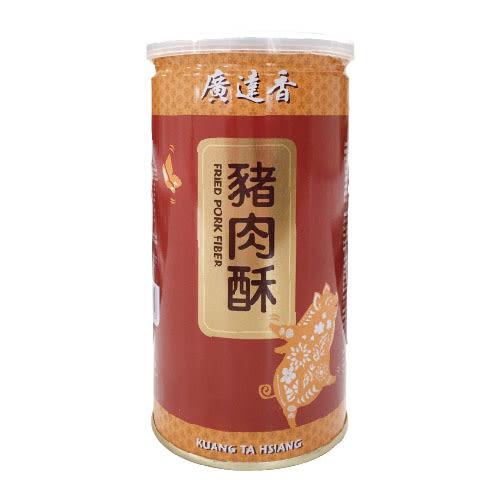 廣達香豬肉酥235g【愛買】