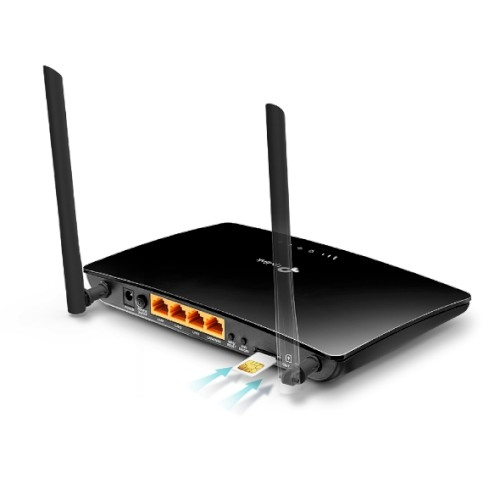 TP-LINK TL-MR6400 300Mbps 無線 N 4G LTE 路由器 (可插SIM卡)
