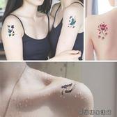60張紋身貼男女防水持久個性英文 易樂購生活館