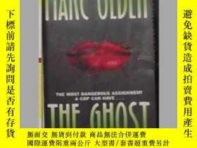 二手書博民逛書店英文原版罕見The Ghost by Marc OldenY14