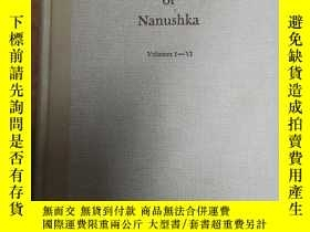 二手書博民逛書店The罕見Thoughts of Nanushka, Volum
