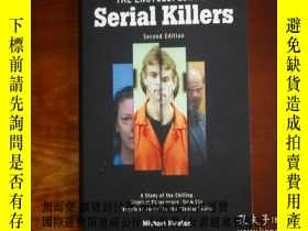 二手書博民逛書店The罕見Encyclopedia Of Serial Kill