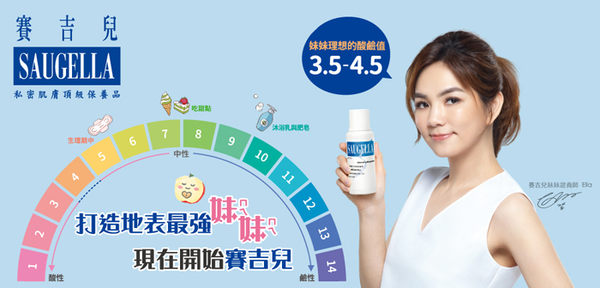 (買1送1)SAUGELLA賽吉兒 ph3.5菁萃潔浴凝露(加強型)500ml