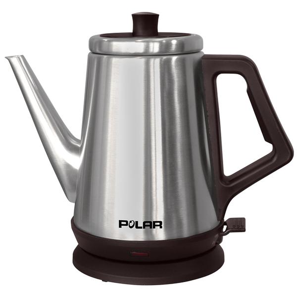 POLAR普樂 1.0L不鏽鋼快煮壺 PL-1712 超取限兩台