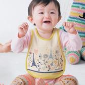 【JC0026】童趣大型寶寶三層防水圍兜  交叉吃飯圍兜 口水圍兜 防髒圍兜 造型圍兜
