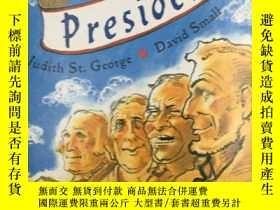 二手書博民逛書店So罕見You Want to Be President?: T