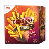卡迪那 95℃台灣地瓜條原味90g【愛買】