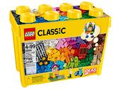 樂高LEGO CLASSIC 大型創意拼砌盒 Large Creative Brick Box 10698 TOYeGO 玩具e哥