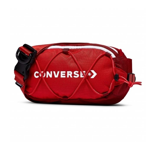 CONVERSE-SWAP OUT SLING 紅色側背腰包-NO.10017263-A02
