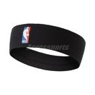 Nike 頭帶 NBA Headband 黑 白 男女款 Dri-FIT 髮帶 籃球 運動休閒 【ACS】 NKN0200-1OS