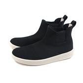 inooknit 切爾西短靴 黑色 編織 女鞋 IK-AI4FW0802-111 no017