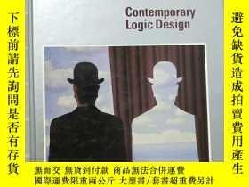 二手書博民逛書店【英文原版】Contemporary罕見Logic Design當代多 設計Y359432 Randy H.K