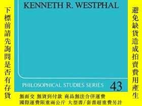 二手書博民逛書店Hegel s罕見Epistemological Realism-黑格爾的認識論實在論Y436638 K.r.