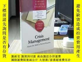 二手書博民逛書店Crisis罕見ManagementY17220 ISBN:97