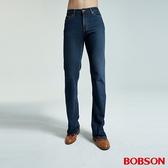BOBSON 男款雙向伸縮喇叭褲(1681-53)