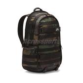 Nike 後背包 SB RPM Backpack 黑 迷彩 男女款 滑板系列 大容量 運動休閒 【PUMP306】 CK5888-010