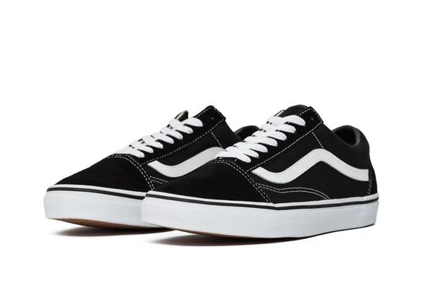 【GT】Vans Old Skool 黑白 男鞋 女鞋 低筒 正品 基本款 經典款 帆布鞋 休閒鞋 滑板鞋 C207299