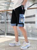 夏季工裝褲男多口袋休閒短褲國潮五分褲寬鬆立體袋潮牌優尚良品