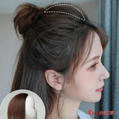 假髮片 假髮女墊髮片女頭頂蓬鬆無痕墊髮根蓬鬆器增加髮量直髮髮片