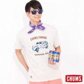 CHUMS 日本 男 Tow Truck 短袖T恤 Triblend CH011024W003