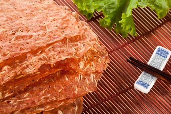 【黃金香肉乾】杏仁肉紙(小包)-原味、黑芝麻、黑胡椒。媒體報導團購肉乾