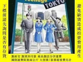 二手書博民逛書店TEENAGE罕見TOKYOY8122 WRITTEN BY J