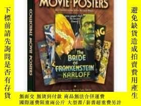 二手書博民逛書店Collectible罕見Movie Posters-收藏電影海報Y436638 Jim Halperin;