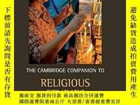 二手書博民逛書店The罕見Cambridge Companion To Religious StudiesY256260 Or
