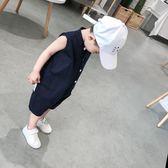 男寶寶夏裝連身衣1純棉兒童裝3小童4衣服5歲夏季薄款嬰兒短袖哈衣 芭蕾朵朵