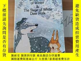 二手書博民逛書店In罕見the Grip of Winter & The Siege of White Dear ParkY2