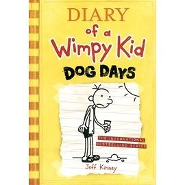 【麥克書店】DIARY OF A WIMPY KID DOG DAYS #4