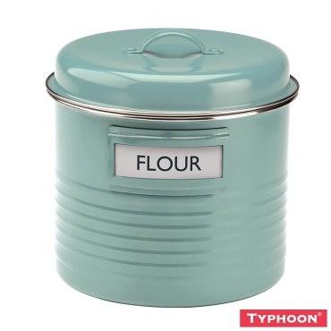 【TYPHOON】Summer House大型儲物罐3-65L(淺藍)