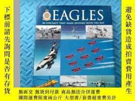 二手書博民逛書店eagles罕見80aircraft that made history with the rafY16642