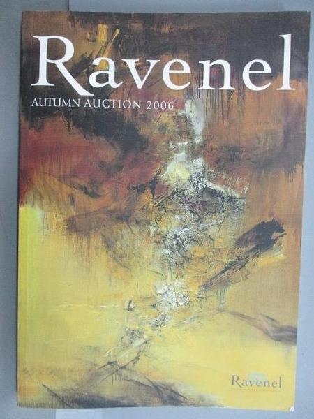 【書寶二手書T1/收藏_PCJ】Ravenel Autumn Auction 2006