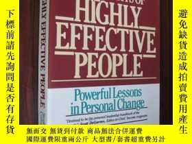 二手書博民逛書店The罕見7 Habits of Highly Effectiv