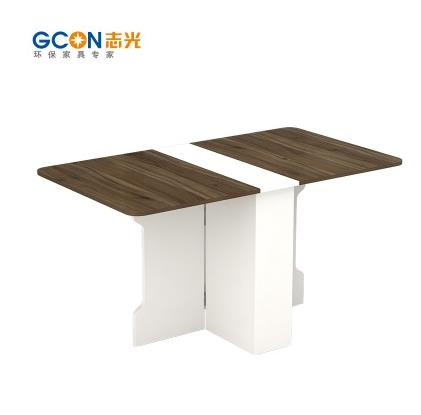 摺疊餐桌 可折疊餐桌伸縮現代簡約桌子餐桌組合小戶型家用省空間長方形餐臺 WJ【米家】