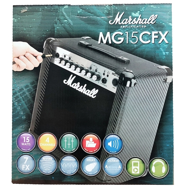 ★Marshall★MG15CFX 電吉他音箱