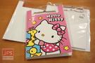Hello Kitty PP板夾附信紙 (長頸鹿)