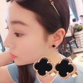 女925純銀防過敏鍍18K玫瑰金迷你耳環