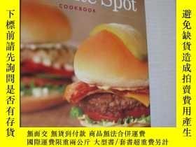 二手書博民逛書店The罕見white spot cookbook;home to