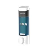給皂機酒店賓館家用壁掛式單頭皂液器洗手液瓶廚房洗潔精皂液瓶