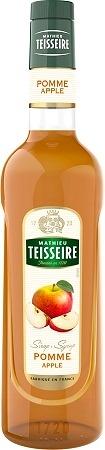 Teisseire 糖漿果露-蘋果風味 Apple Syrup 法國頂級天然糖漿 700ml-【良鎂咖啡精品館】