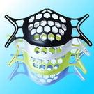 3D口罩支架 矽膠口罩支架5件組