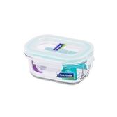 大廚師百貨-Glass Lock強化玻璃保鮮盒150ml長方型密封盒RP520便當盒副食品保存盒
