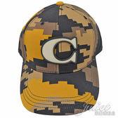 茱麗葉精品【全新現貨】COACH 68794 經典C LOGO 迷彩棉質棒球帽.卡其
