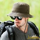 防曬帽子-抗UV防紫外線超大頭圍尺寸遮陽漁夫高頂帽JL7223 JUNIPER