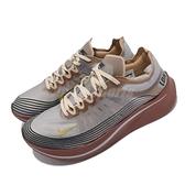【海外限定】Nike 慢跑鞋 Zoom Fly SP London 灰 金 路跑 倫敦 城市限定 男鞋 【ACS】 AV7006-001
