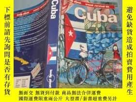 二手書博民逛書店Lonely罕見Planet:Cuba(英文原版 孤獨星球:古巴 ) 32開版本少見Y13462 Lonely