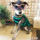 寵物狗狗衣服春夏季薄款巴哥法斗背心萌系泰迪棉質中小型兩腿透氣·享家生活館